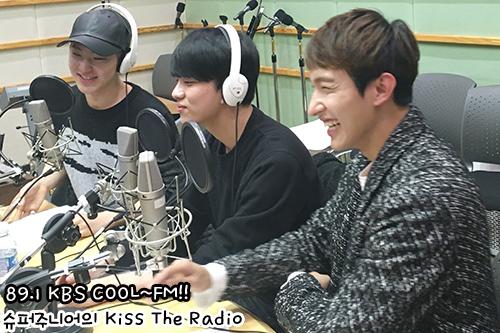 [OFFICIAL] 151217 KBS Kiss The Radio Update (Sukira) w Seventeen's Hoshi, DK and Seungkwan 17P #세븐틴 #호시 #도겸 #승관 (12)