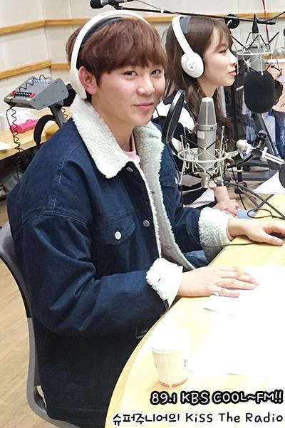 [OFFICIAL] 151217 KBS Kiss The Radio Update (Sukira) w Seventeen's Hoshi, DK and Seungkwan 17P #세븐틴 #호시 #도겸 #승관 (13)
