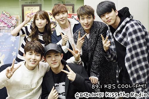 [OFFICIAL] 151217 KBS Kiss The Radio Update (Sukira) w Seventeen's Hoshi, DK and Seungkwan 17P #세븐틴 #호시 #도겸 #승관 (14)