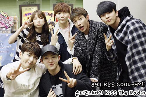 [OFFICIAL] 151217 KBS Kiss The Radio Update (Sukira) w Seventeen's Hoshi, DK and Seungkwan 17P #세븐틴 #호시 #도겸 #승관 (15)