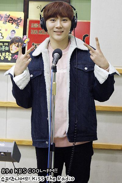 [OFFICIAL] 151217 KBS Kiss The Radio Update (Sukira) w Seventeen's Hoshi, DK and Seungkwan 17P #세븐틴 #호시 #도겸 #승관 (17)