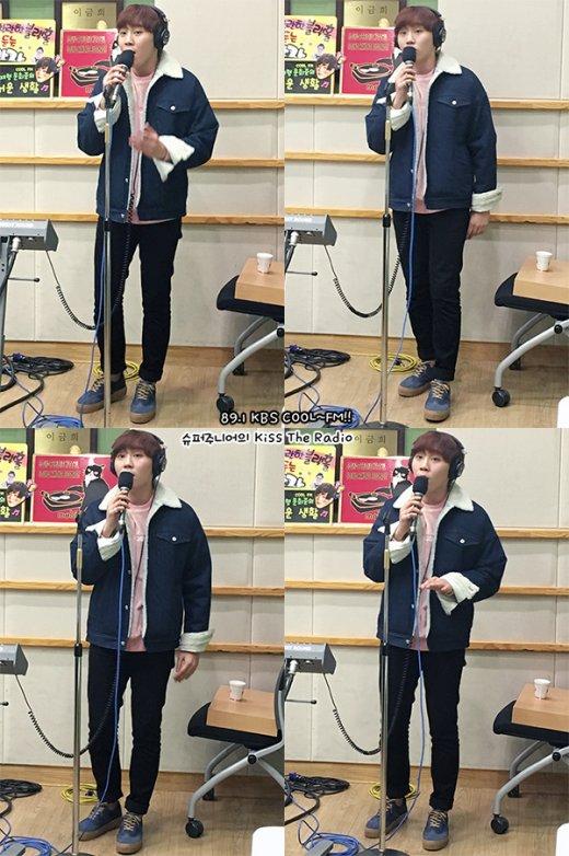 [OFFICIAL] 151217 KBS Kiss The Radio Update (Sukira) w Seventeen's Hoshi, DK and Seungkwan 17P #세븐틴 #호시 #도겸 #승관 (2)