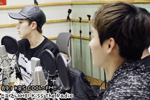 [OFFICIAL] 151217 KBS Kiss The Radio Update (Sukira) w Seventeen's Hoshi, DK and Seungkwan 17P #세븐틴 #호시 #도겸 #승관 (7)