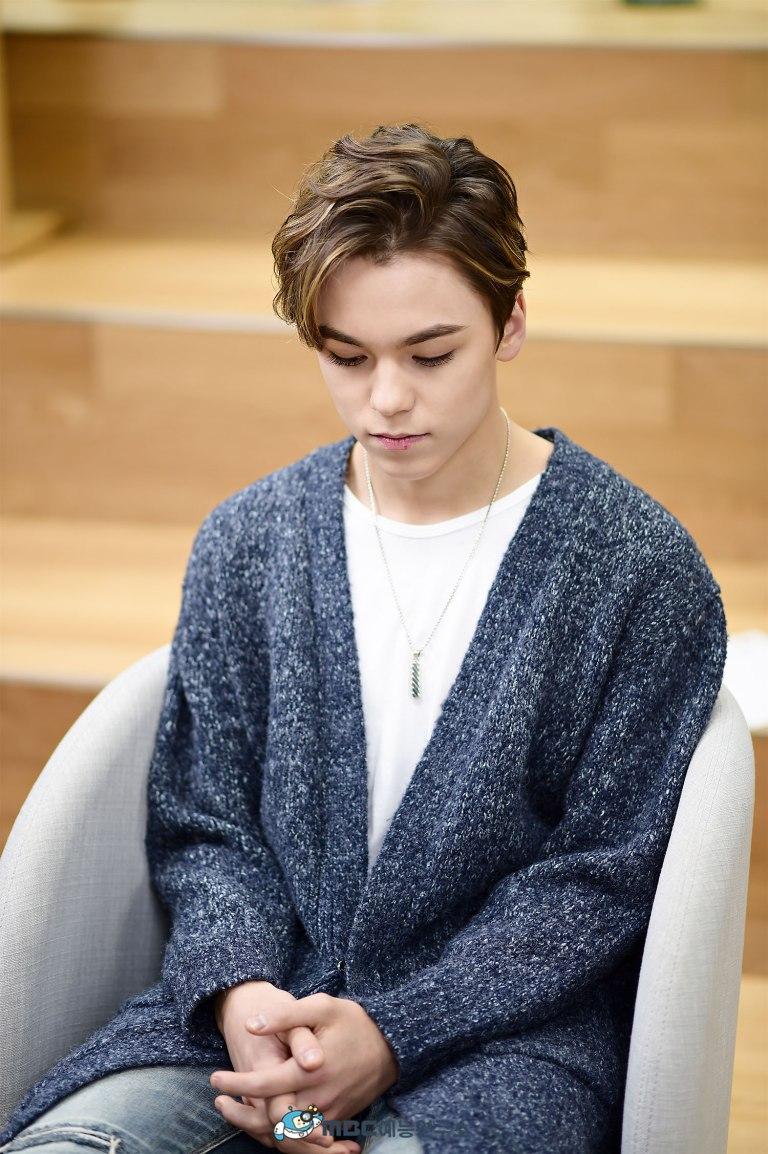 [OFFICIAL] 151224 MBC예능연구소 Twitter Update #버논 #능력자들