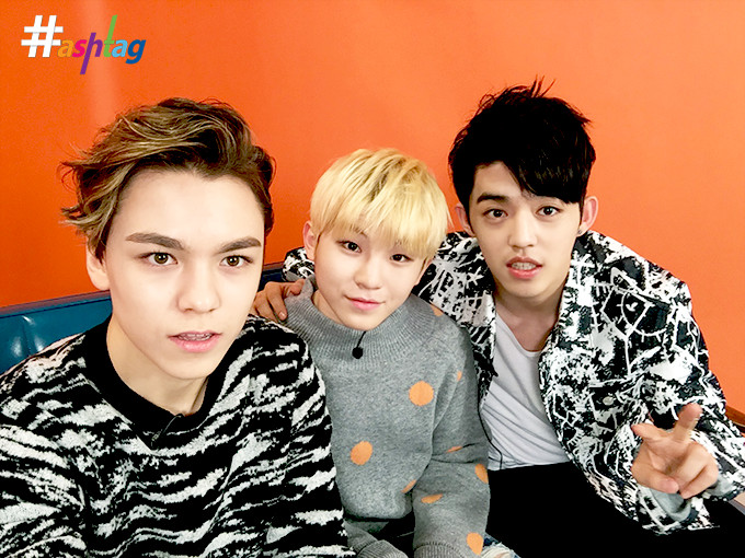 [OFFICIAL] Seventeen's S.Coups, Woozi and Vernon Melon TV Interview will be published on December 7!
