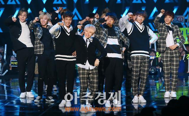 [PRESS] 151208 Seventeen at SBS MTV The Show 54P #세븐틴 #아낀다 #만세 #더쇼 (40)