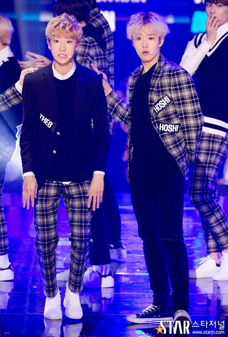 [PRESS] 151208 Seventeen at SBS MTV The Show 54P #세븐틴 #아낀다 #만세 #더쇼 (6)