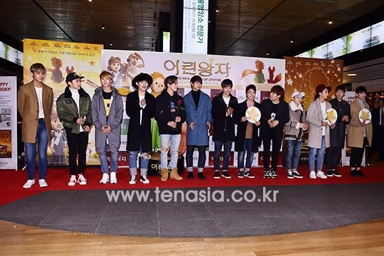 [PRESS] 151215 Seventeen at 'The Little Prince' VIP Premiere 75P #세븐틴 (15)