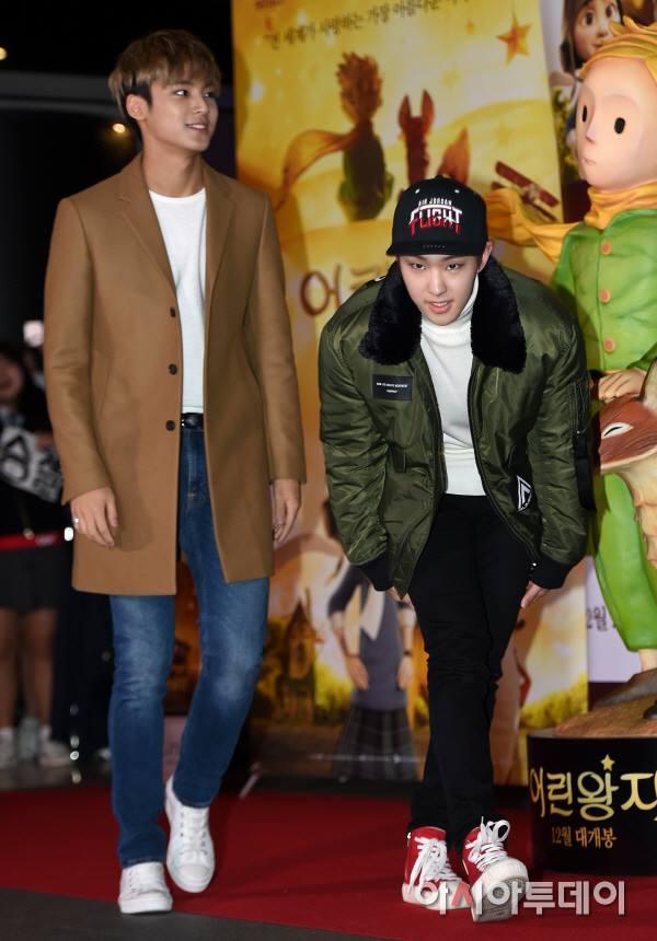[PRESS] 151215 Seventeen at 'The Little Prince' VIP Premiere 75P #세븐틴 (35)