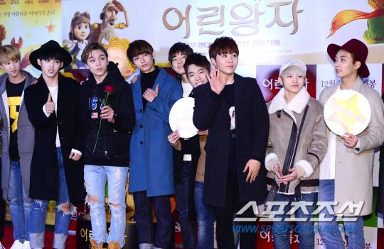 [PRESS] 151215 Seventeen at 'The Little Prince' VIP Premiere 75P #세븐틴 (4)
