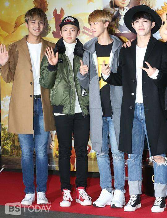 [PRESS] 151215 Seventeen at 'The Little Prince' VIP Premiere 75P #세븐틴 (57)