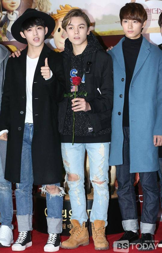[PRESS] 151215 Seventeen at 'The Little Prince' VIP Premiere 75P #세븐틴 (59)