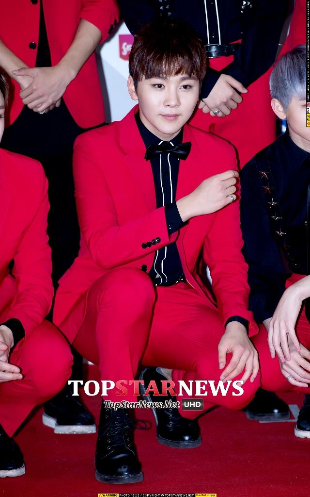 [PRESS] 151227 SEVENTEEN at SBS Gayo Daejun #세븐틴 #2015SBS가요대전 (20)