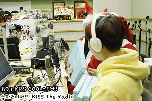 [OFFICIAL] 160101 KBS Kiss The Radio Update (Sukira) w Seventeen's Hoshi, DK and Seungkwan 17P #세븐틴 #호시 #도겸 #승관 (10)