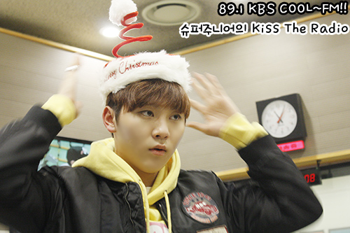 [OFFICIAL] 160101 KBS Kiss The Radio Update (Sukira) w Seventeen's Hoshi, DK and Seungkwan 17P #세븐틴 #호시 #도겸 #승관 (12)