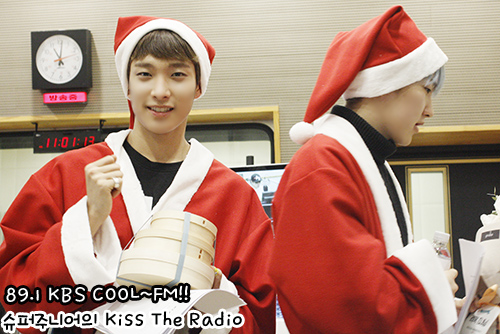 [OFFICIAL] 160101 KBS Kiss The Radio Update (Sukira) w Seventeen's Hoshi, DK and Seungkwan 17P #세븐틴 #호시 #도겸 #승관 (15)