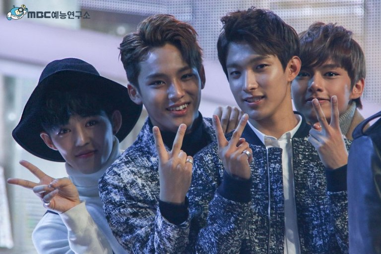 [OFFICIAL] 160101 MBC예능연구소 Twitter Update #세븐틴 (3)