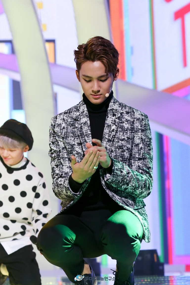 [OFFICIAL] 160102 MBC예능연구소 Twitter Update 25P #세븐틴 #2015MBC가요대제전 (10)