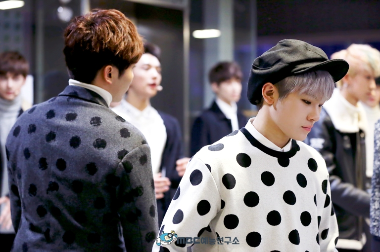 [OFFICIAL] 160102 MBC예능연구소 Twitter Update 25P #세븐틴 #2015MBC가요대제전 (12)