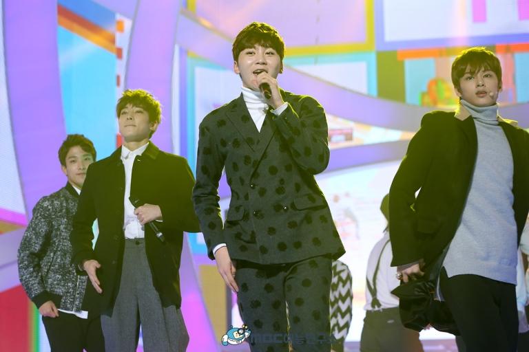 [OFFICIAL] 160102 MBC예능연구소 Twitter Update 25P #세븐틴 #2015MBC가요대제전 (16)