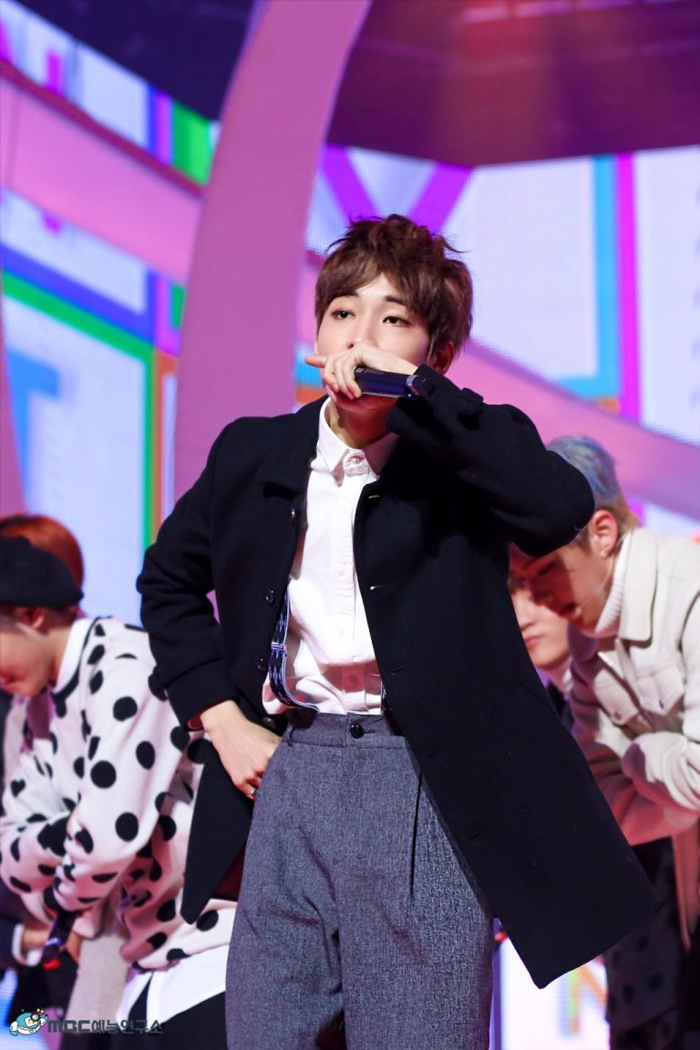 [OFFICIAL] 160102 MBC예능연구소 Twitter Update 25P #세븐틴 #2015MBC가요대제전 (22)