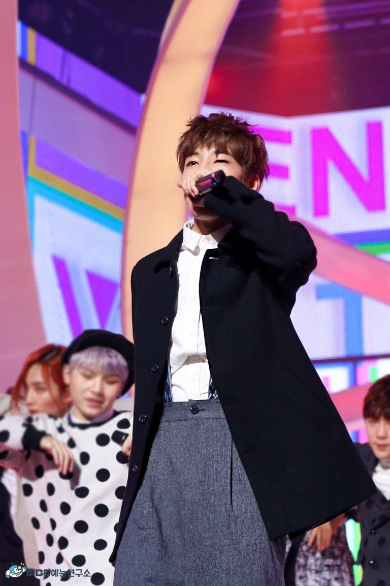 [OFFICIAL] 160102 MBC예능연구소 Twitter Update 25P #세븐틴 #2015MBC가요대제전 (23)