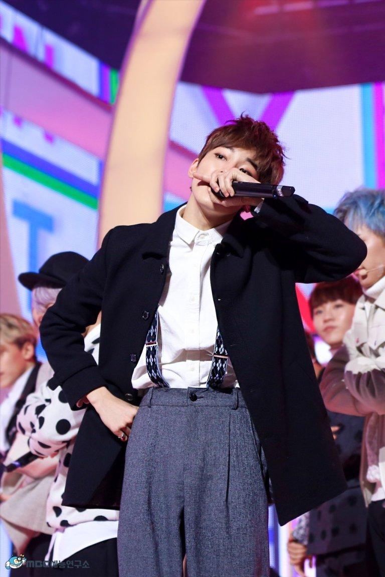 [OFFICIAL] 160102 MBC예능연구소 Twitter Update 25P #세븐틴 #2015MBC가요대제전 (24)