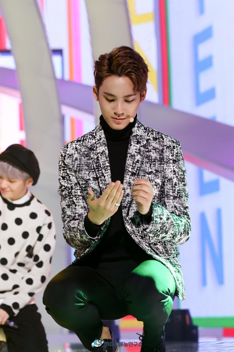 [OFFICIAL] 160102 MBC예능연구소 Twitter Update 25P #세븐틴 #2015MBC가요대제전 (9)