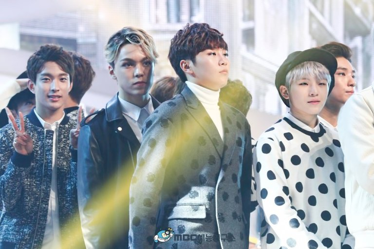 [OFFICIAL] 160103 MBC예능연구소 Twitter Update #세븐틴 #2015MBC가요대제전 12