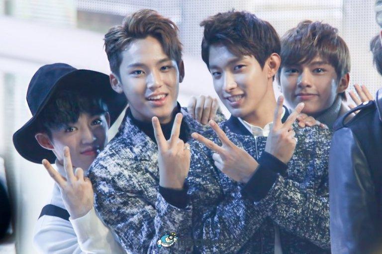 [OFFICIAL] 160103 MBC예능연구소 Twitter Update #세븐틴 #2015MBC가요대제전 13