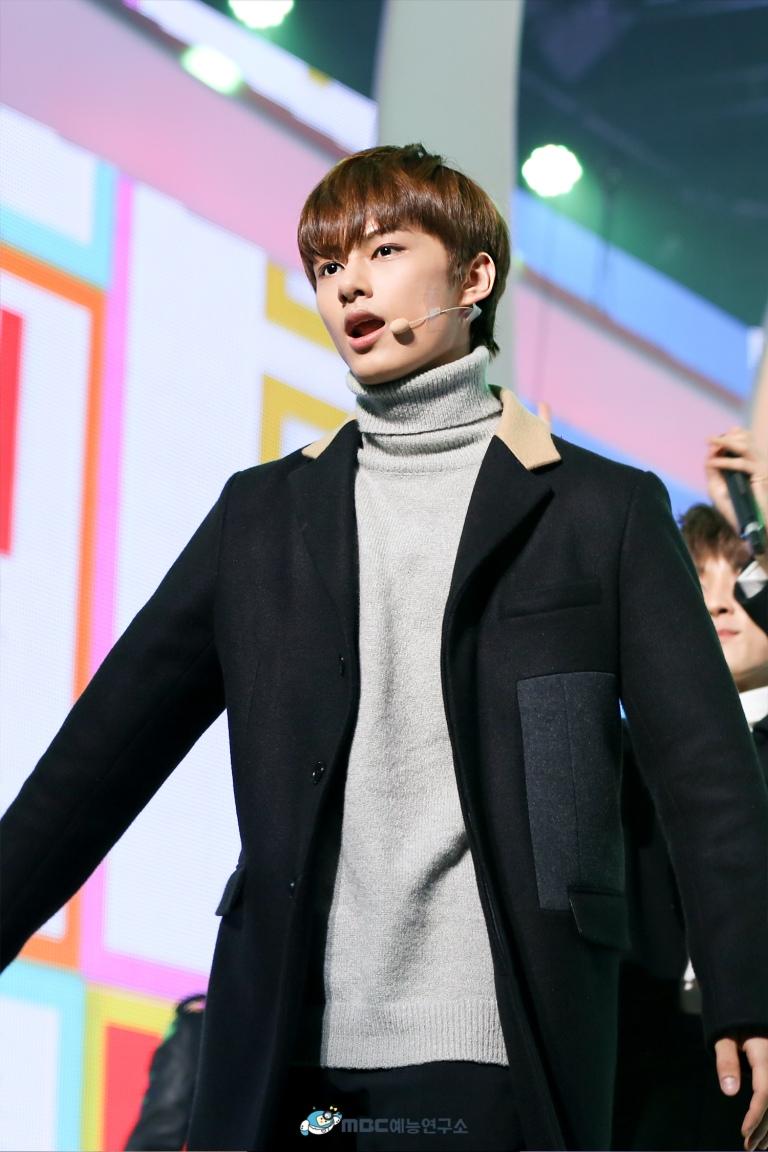 [OFFICIAL] 160103 MBC예능연구소 Twitter Update #세븐틴 #2015MBC가요대제전 9