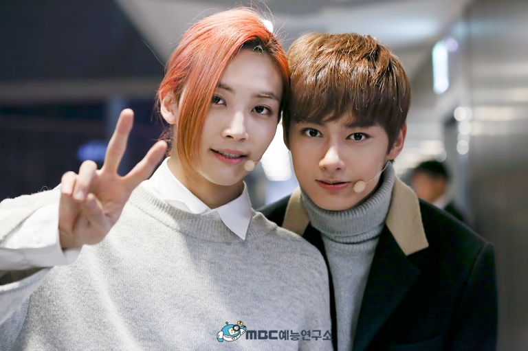 [OFFICIAL] 160104 MBC예능연구소 Twitter Update 6P #TeamSEVENTEEN #세븐틴 #2015MBC가요대제전 1