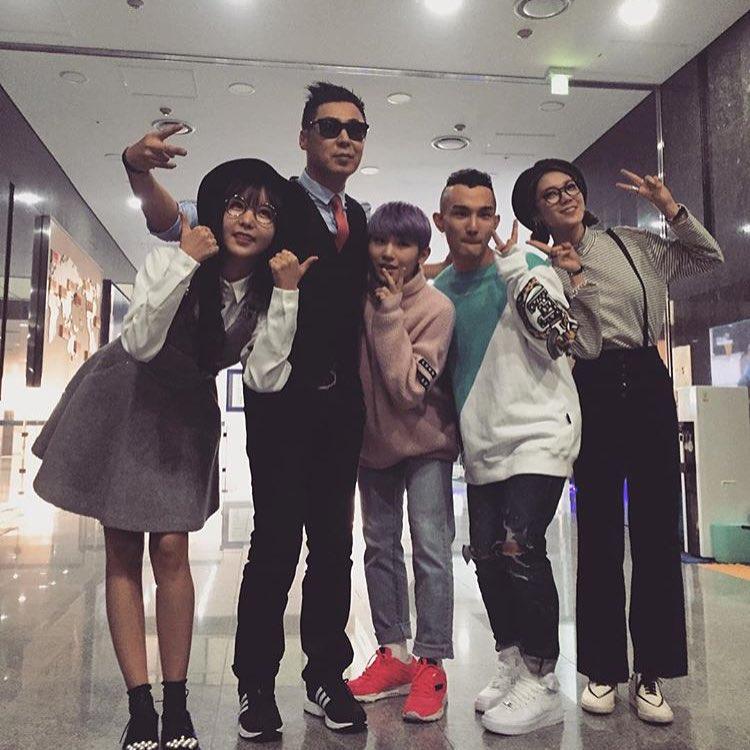 [OFFICIAL] 160112 Kye Bumzu Instagram Update #슈가맨 #우지