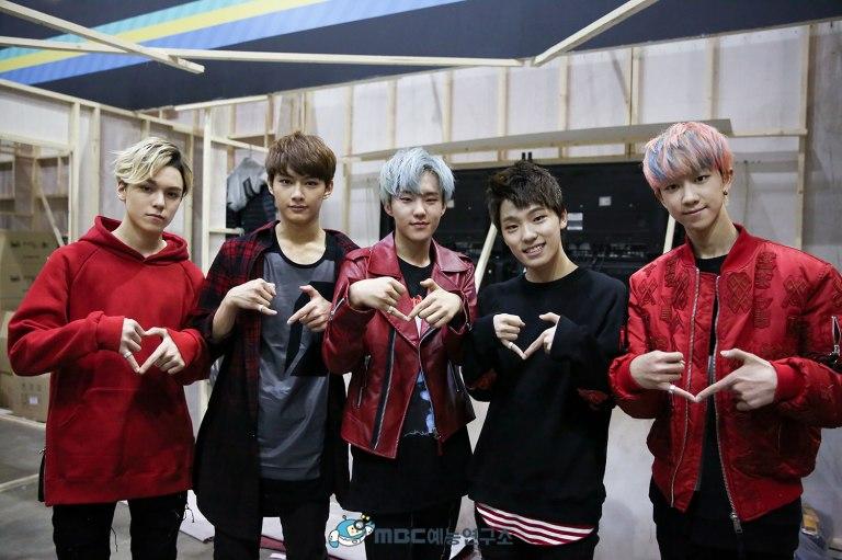 [OFFICIAL] 160112 MBC예능연구소 Twitter Update 12P#무도엑스포#세븐틴#퍼포먼스유닛#버논 (1)
