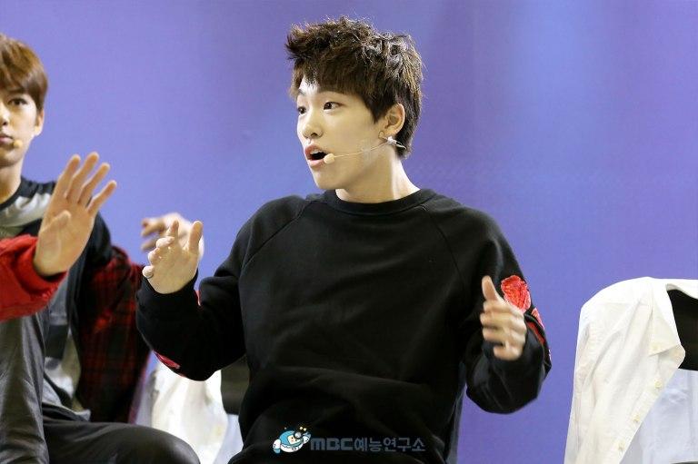 [OFFICIAL] 160112 MBC예능연구소 Twitter Update 12P#무도엑스포#세븐틴#퍼포먼스유닛#버논 (7)