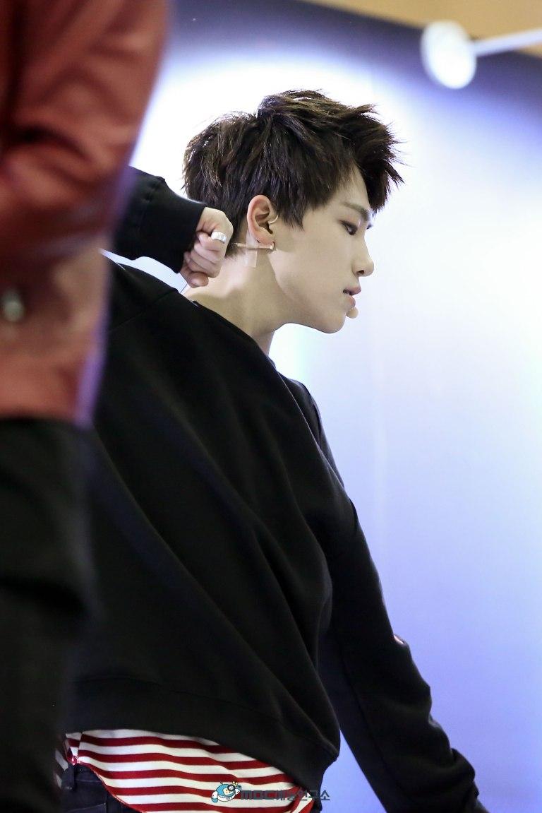 [OFFICIAL] 160112 MBC예능연구소 Twitter Update 12P#무도엑스포#세븐틴#퍼포먼스유닛#버논 (8)