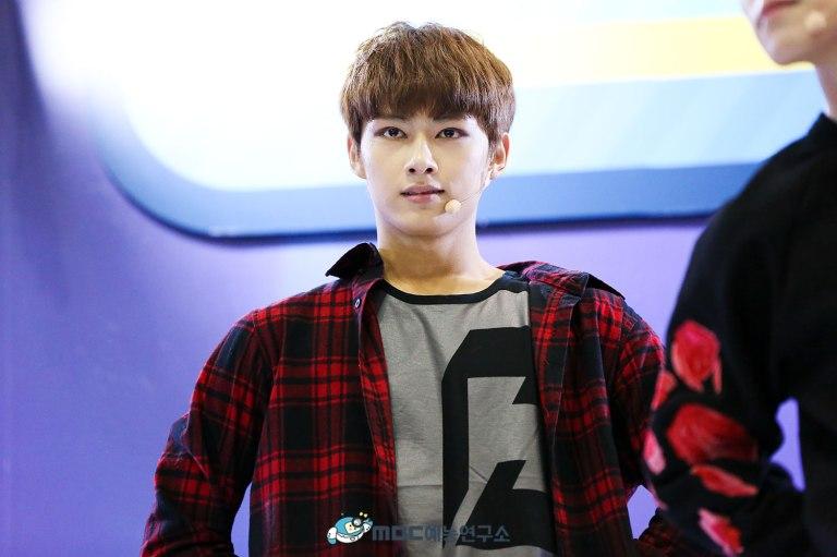 [OFFICIAL] 160112 MBC예능연구소 Twitter Update 12P#무도엑스포#세븐틴#퍼포먼스유닛#버논 (9)