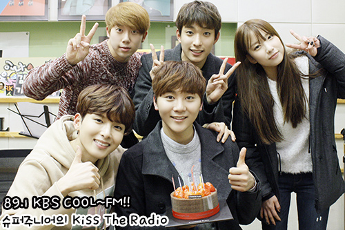 [OFFICIAL] 160114 KBS Kiss The Radio Update (Sukira) w Seventeen's DK and Seungkwan 16P #세븐틴  #도겸 #승관 (13)