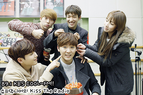 [OFFICIAL] 160114 KBS Kiss The Radio Update (Sukira) w Seventeen's DK and Seungkwan 16P #세븐틴  #도겸 #승관 (15)