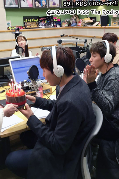 [OFFICIAL] 160114 KBS Kiss The Radio Update (Sukira) w Seventeen's DK and Seungkwan 16P #세븐틴  #도겸 #승관 (9)