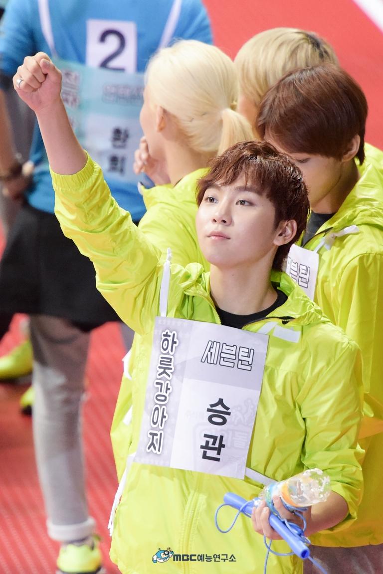[OFFICIAL] 160116 MBC예능연구소 Update 4P #승관 #SEUNGKWAN (3)