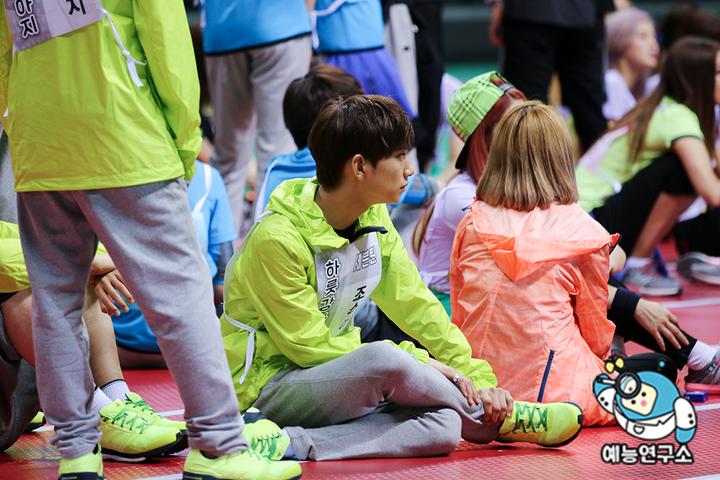 [OFFICIAL] 160116 MBC예능연구소 Update 7P #세븐틴 #SEVENTEEN #ISAC (2)