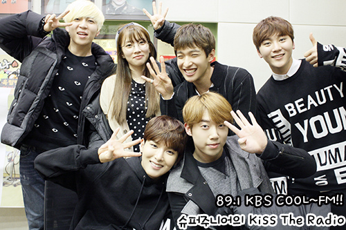 [OFFICIAL] 160122 KBS Sukira w Seventeen's DK and Seungkwan #세븐틴 #도겸 #승관 1