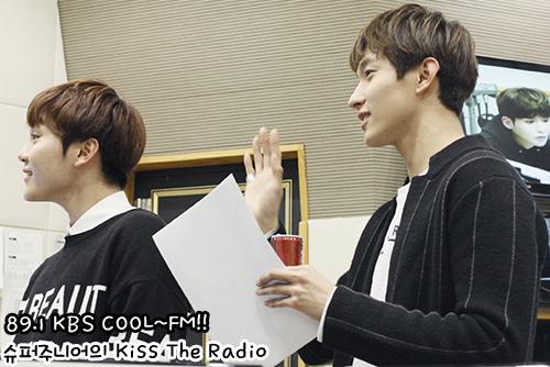 [OFFICIAL] 160122 KBS Sukira w Seventeen's DK and Seungkwan #세븐틴 #도겸 #승관 5