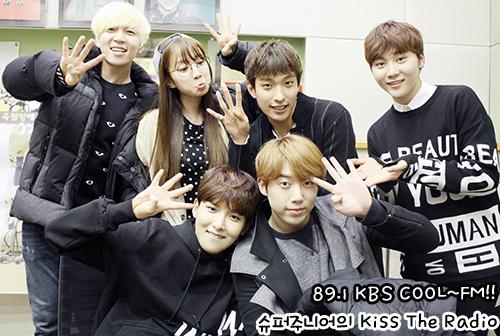 [OFFICIAL] 160122 KBS Sukira w Seventeen's DK and Seungkwan #세븐틴 #도겸 #승관 6