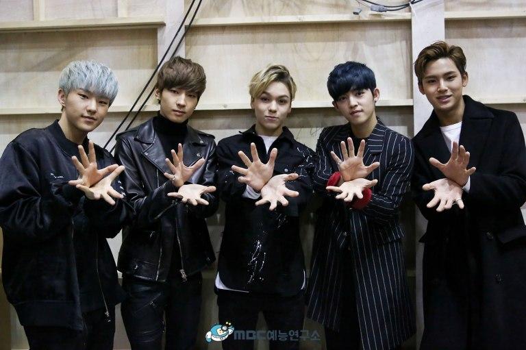 [OFFICIAL] 160125 MBC예능연구소 Update #무도엑스포 #세븐틴 #힙합유닛 #에스쿱스 #원우 #민규 #버논 #호시