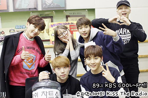 [OFFICIAL] 160130 KBS Sukira w Seventeen's DK and Seungkwan 6P #세븐틴 #도겸 #승관 1