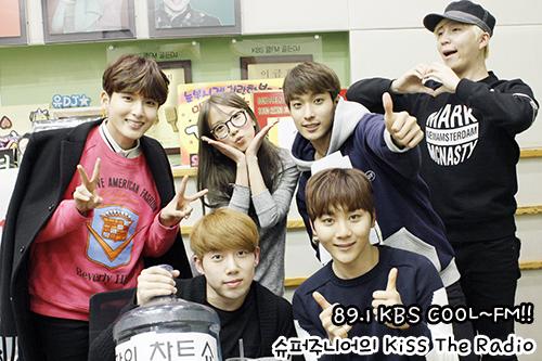 [OFFICIAL] 160130 KBS Sukira w Seventeen's DK and Seungkwan 6P #세븐틴 #도겸 #승관