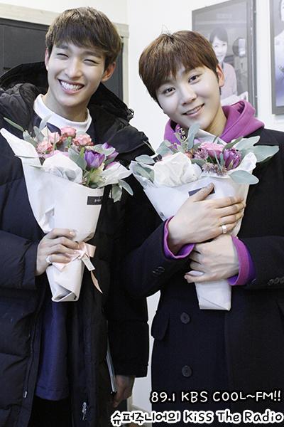 [OFFICIAL] 160205 KBS Sukira w Seventeen's DK and Seungkwan 5P #세븐틴 #도겸 #승관 (3)
