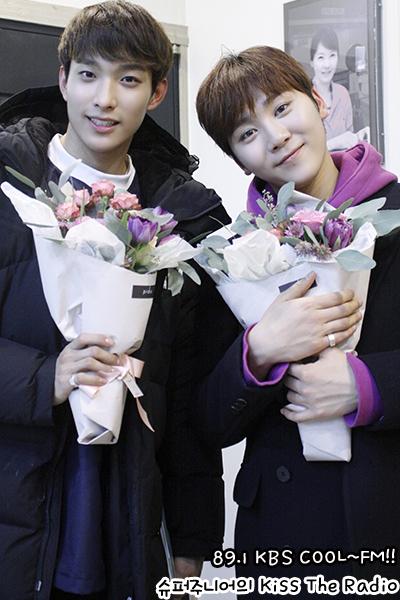 [OFFICIAL] 160205 KBS Sukira w Seventeen's DK and Seungkwan 5P #세븐틴 #도겸 #승관 (4)